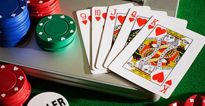 Truffe online casino casino card table