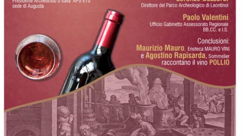 La memoria del gusto: vino e cannamela nella Sicilia orientale