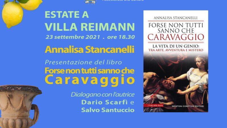 """""""Forse non tutti sanno che Caravaggio. La vita di un genio: tra arte, avventura e mistero"""